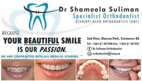 Dr Suliman-Orthodontist